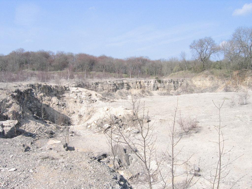 CANCELLED - Breakheart Quarry, Dursley