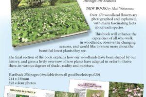 'Woodland Wild Flowers' book offer
